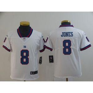 Youth New York Giants Daniel Jones Jersey